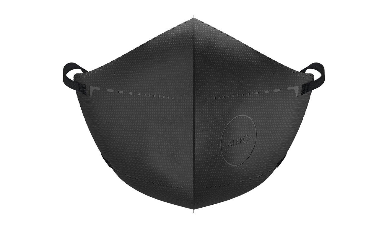 Maska ochronna Xiaomi AirPOP Pocket 4 szt czarna
