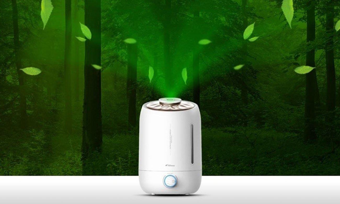 Nawilżacz powietrza z oczyszczaniem UV Xiaomi Deerma F500