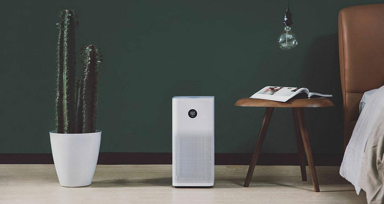 Czyste powietrze dzięki Xiaomi Mi Air Purifier 2s