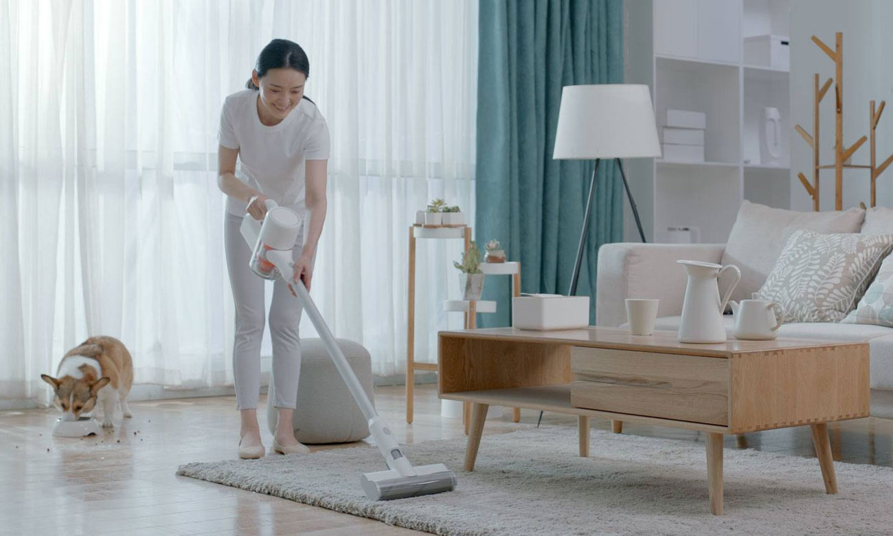 Dokładne czyszczenie materaców i tkanin dzięki Xiaomi Mi Handheld