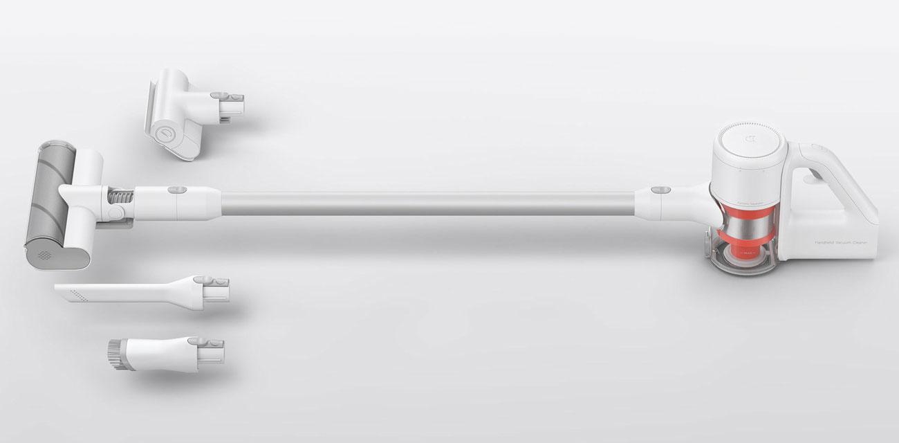 Innowacyjna technologia odkurzania w Xiaomi Mi Handheld