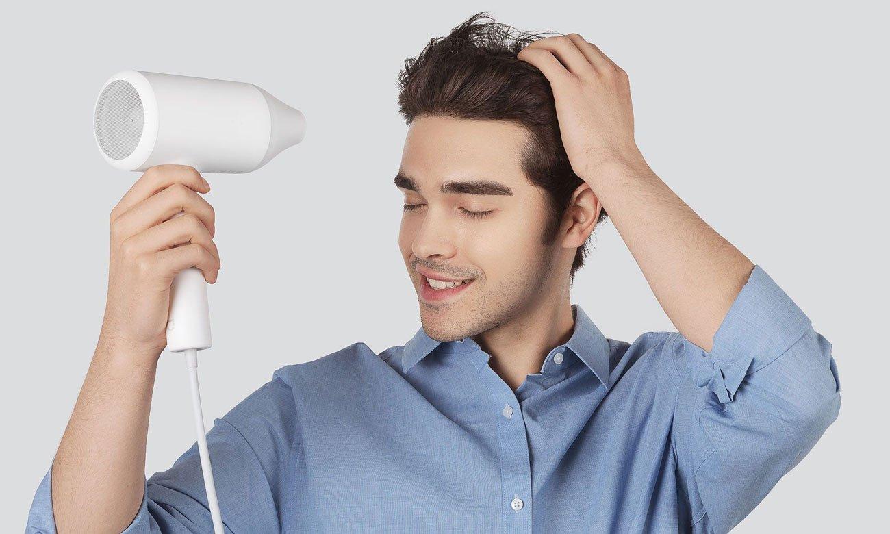 Suszarka do włosów Xiaomi Mi Ionic ma kontrolę temperatury NTC
