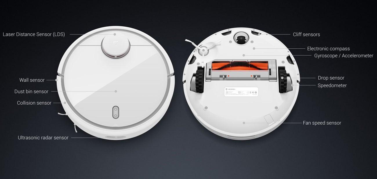 Odkurzacz automatyczny Xiaomi Mi Robot Vacuum Cleaner