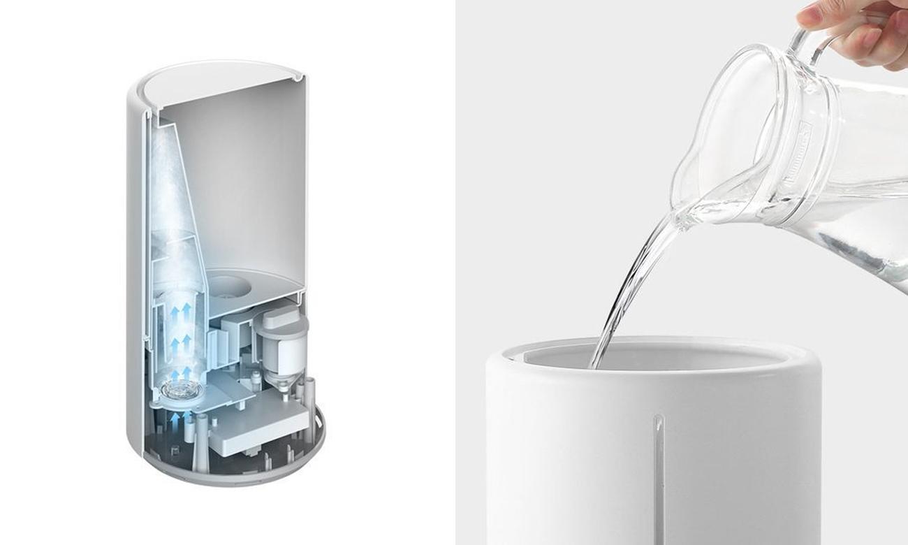 Nawilżacz powietrza Xiaomi Mi Smart Antibacterial Humidifier SKV4140GL