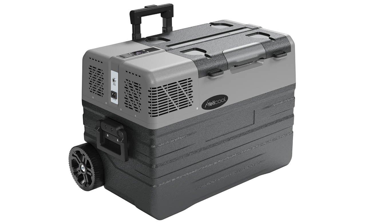 Lodówka turystyczna z kompresorem i baterią Yeticool BNX42