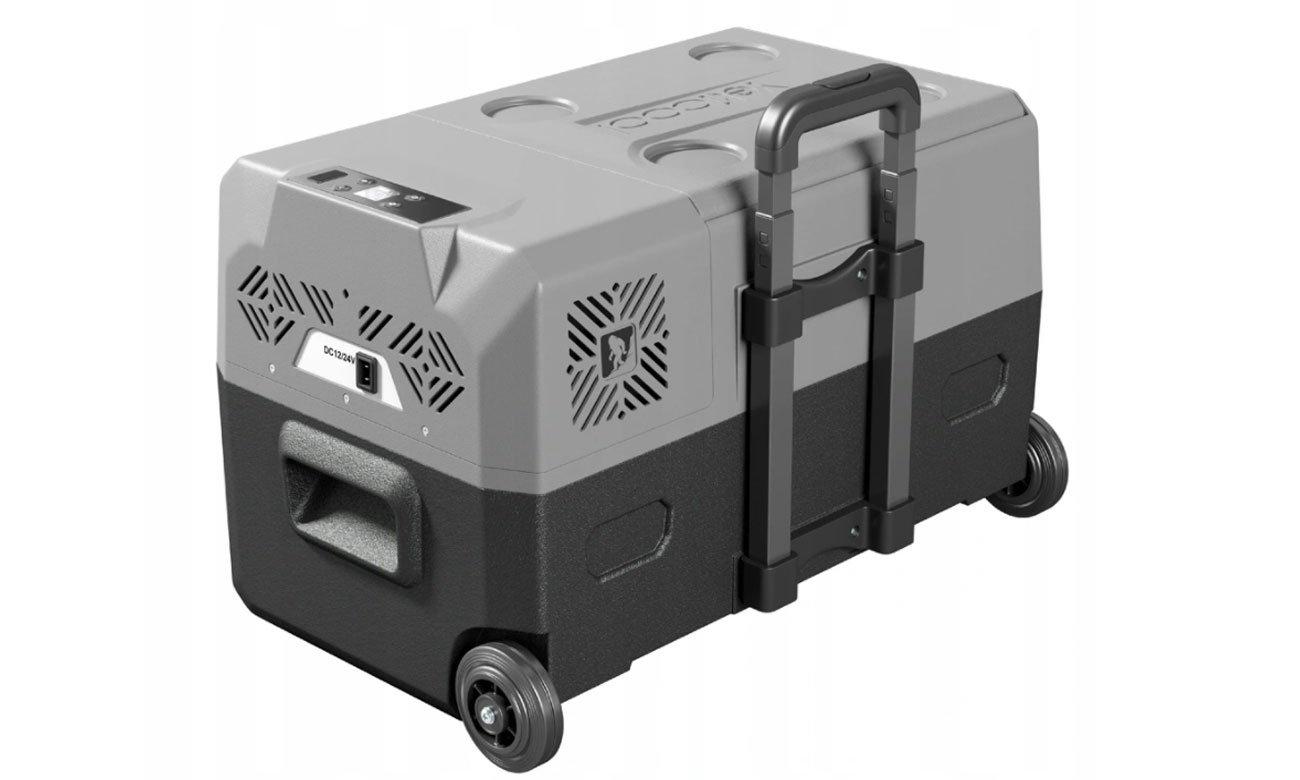 Nowoczesne rozwiązania w lodówce turystycznej Yeticool BX30