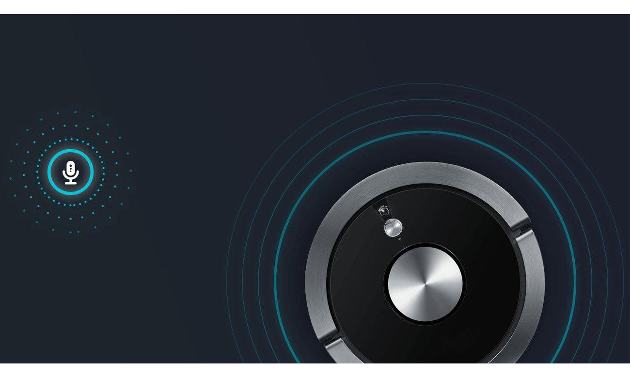 technologia i-Voice w robocie Zaco A9s