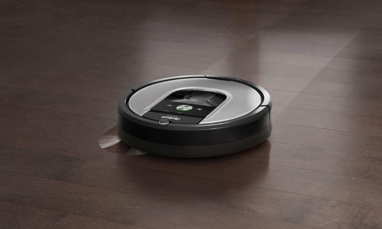 Wirtualna ściana Dual Mode w odkurzaczu iRobot Roomba 960