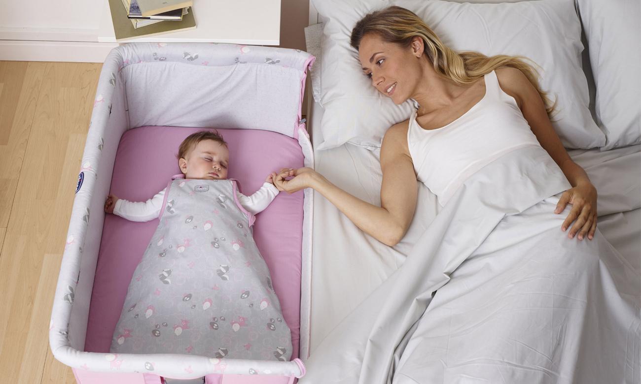 użytkowanie chicco łóżeczko dostawne dla niemowląt