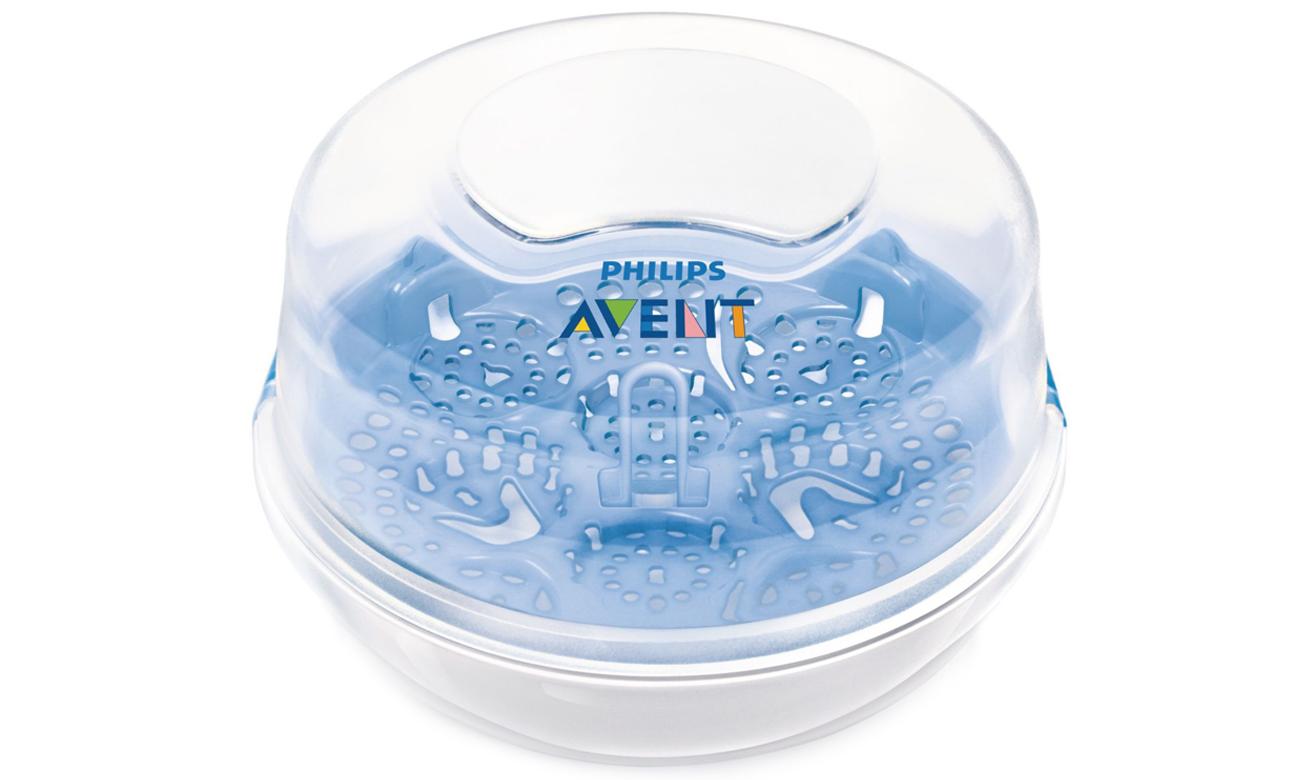 Philips Avent Sterylizator mikrofalowy parowy