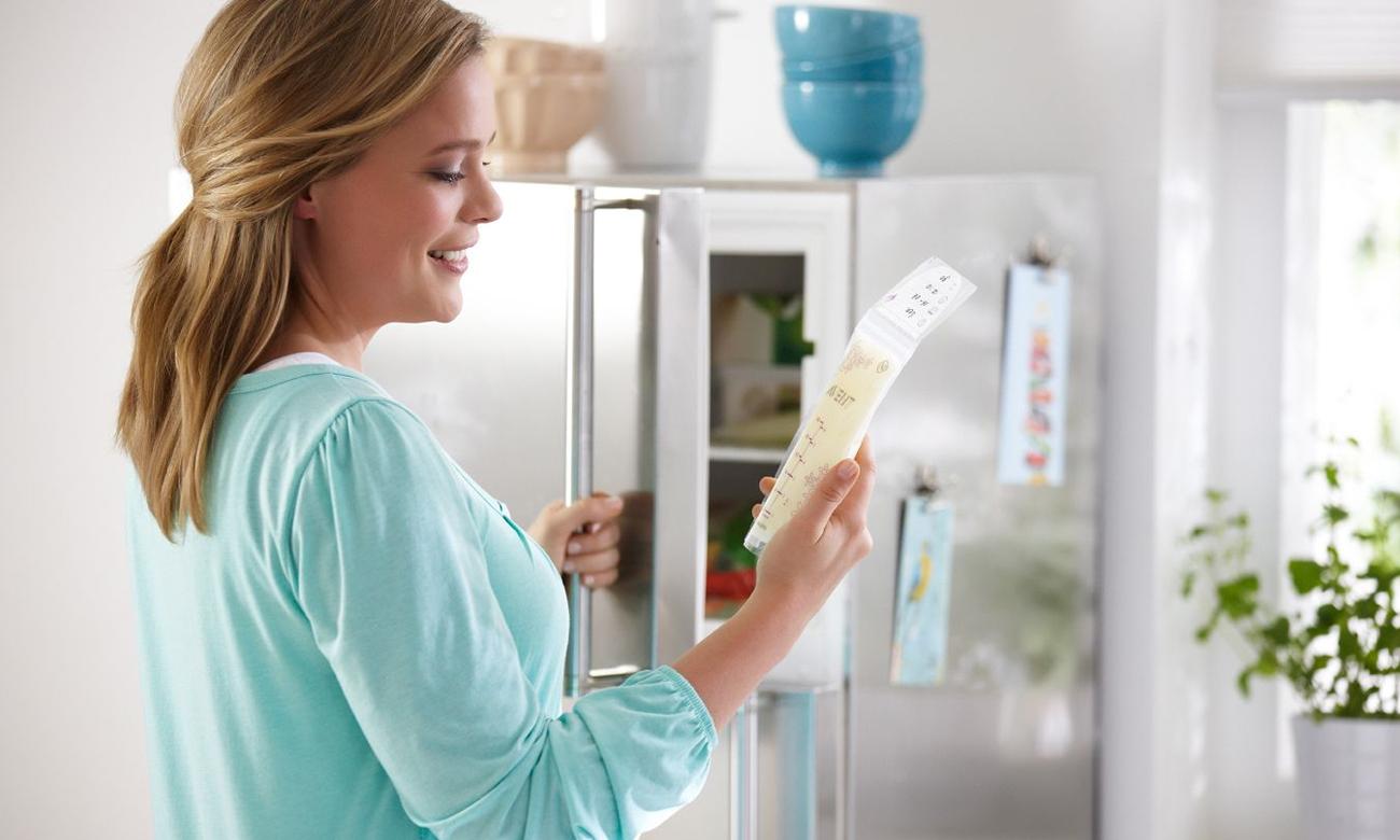 Philips Avent Torebki do przechowywania pokarmu