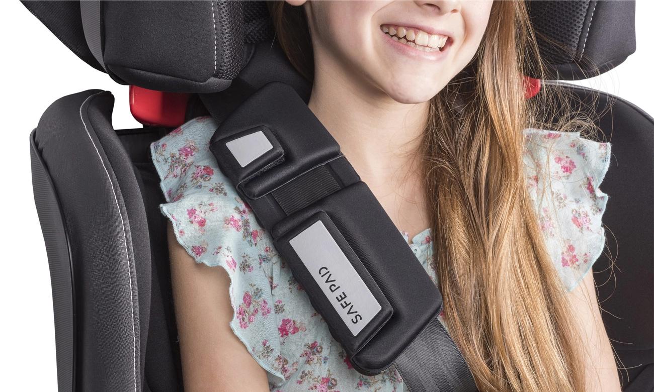 praktyczny fotelik samochodowy Chicco OASYS 2-3 FixPlus EVO