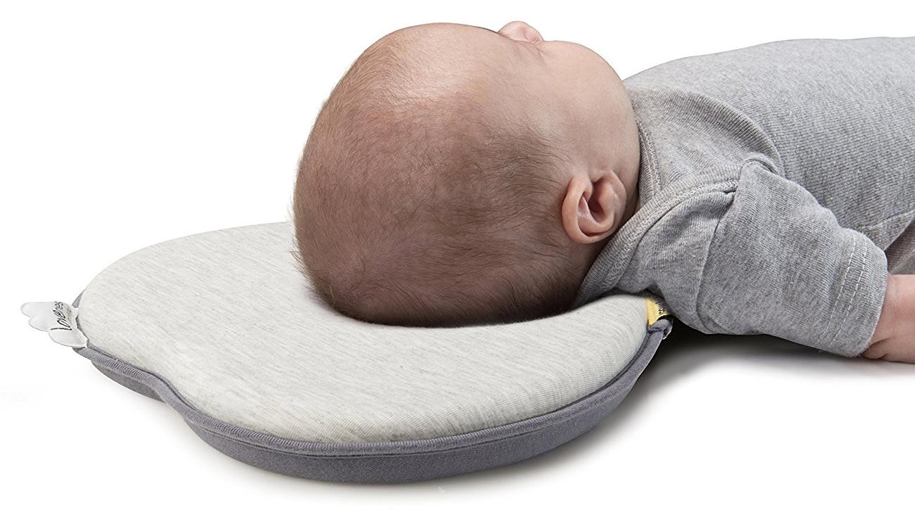 poduszka pod główkę dla niemowląt babymoov