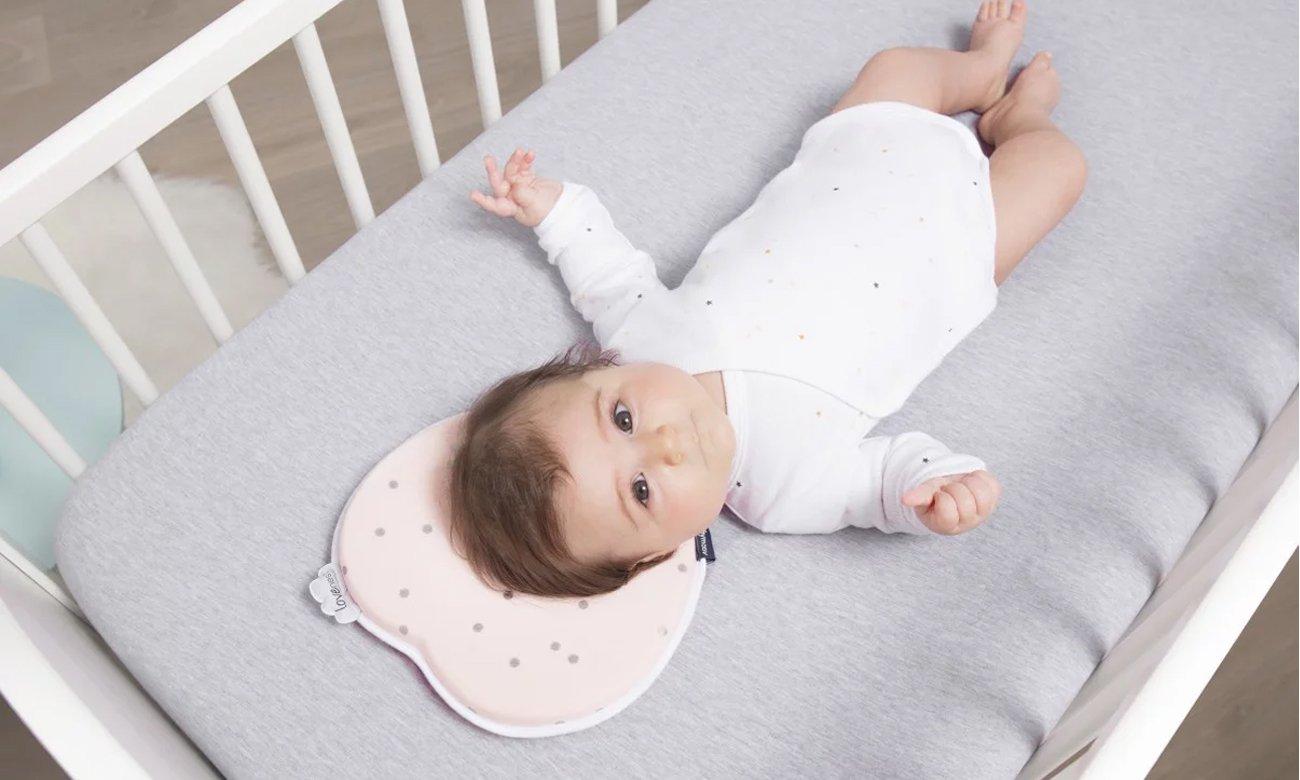 test babymoov lovenest wkładka wałek podgłówek
