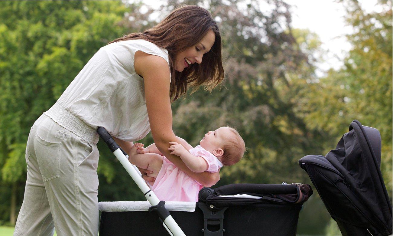 gondola do spacerówki baby jogger