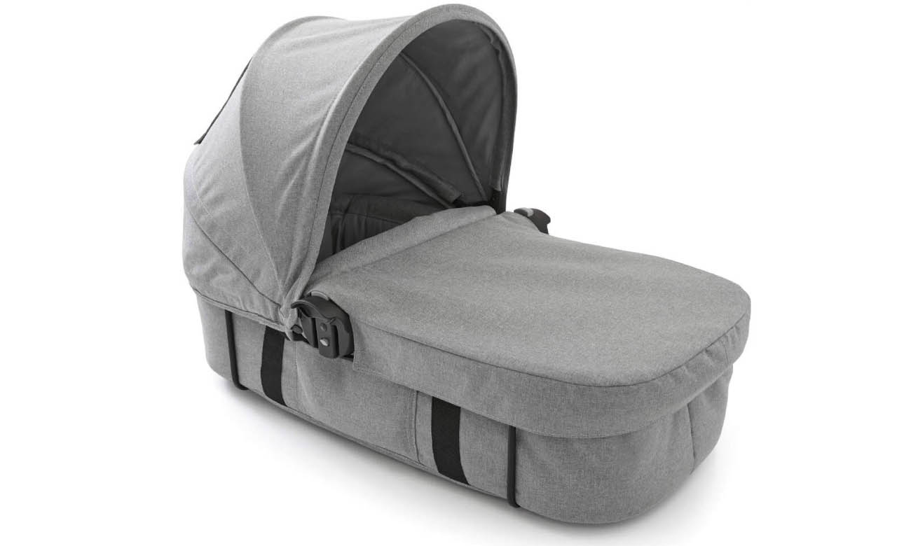Gondola do wózka Baby Jogger City Select Lux Slate