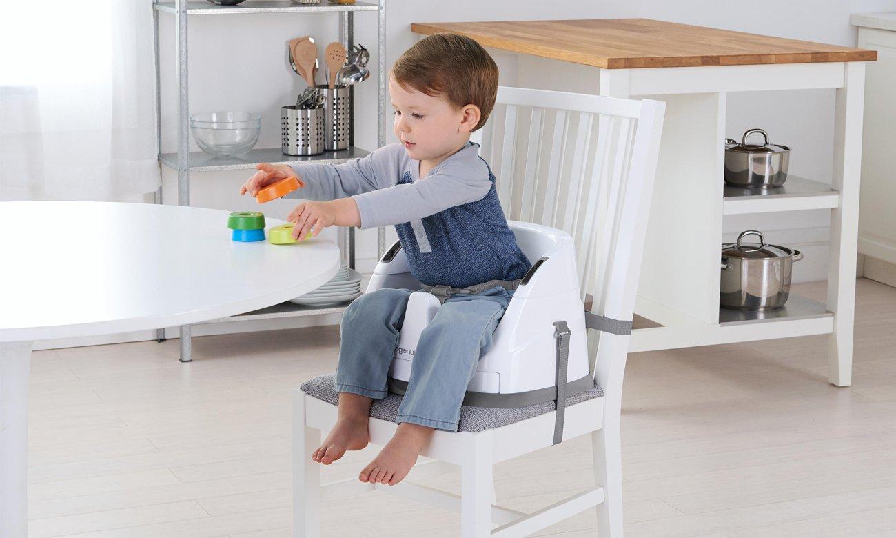 Regulowane krzesełko do karmienia Bright Starts