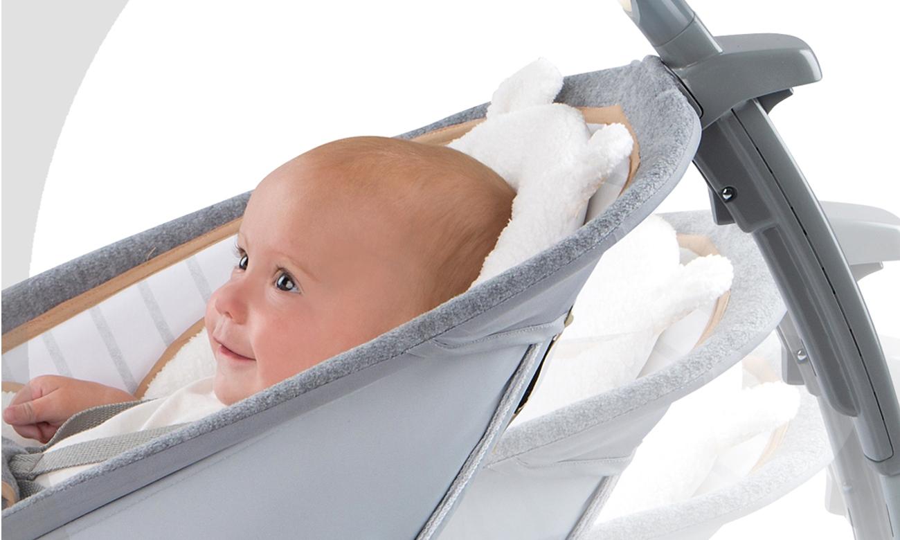 Bright Starts BS 10986 leżaczek dla niemowląt