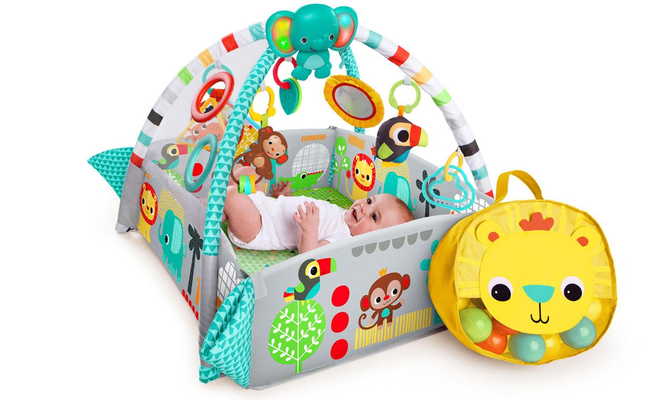 mata dla niemowląt bright starts BS 10754