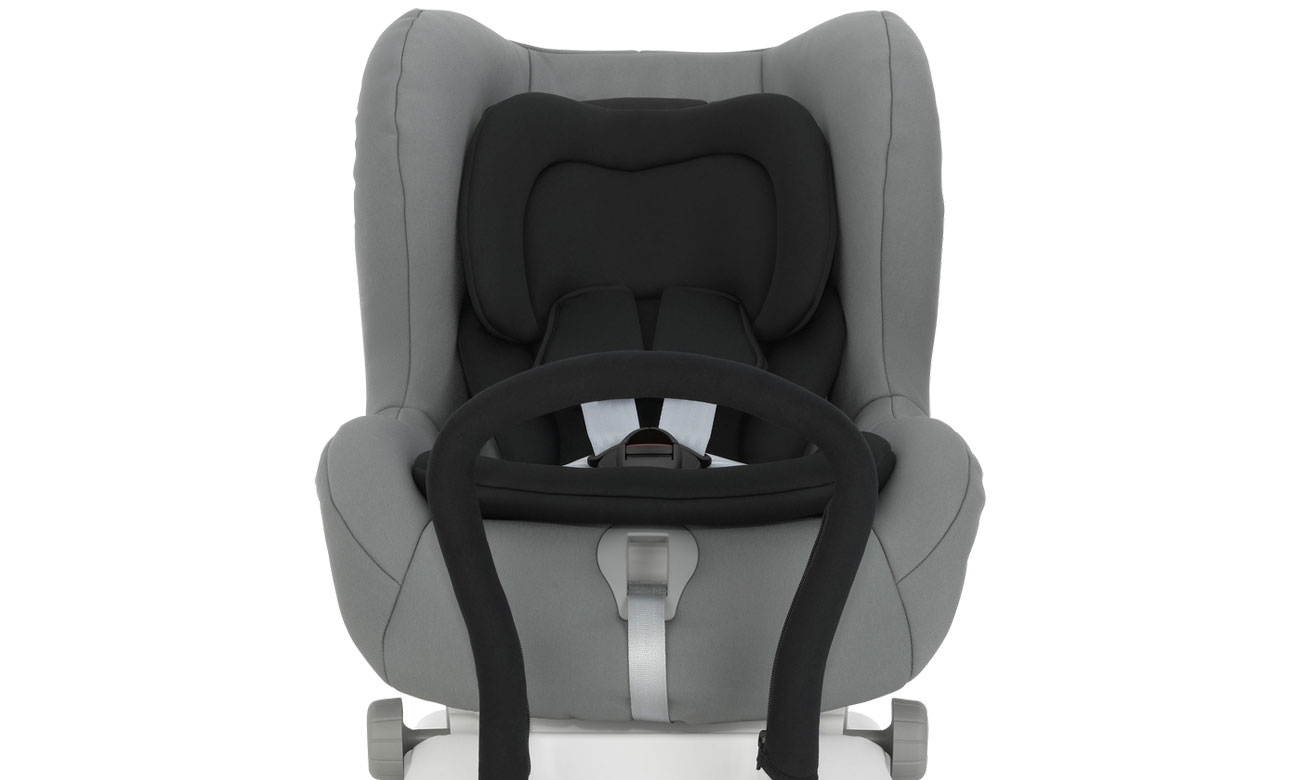 Fotelik samochodowy Britax-Romer Max-Fix II komfort podróży