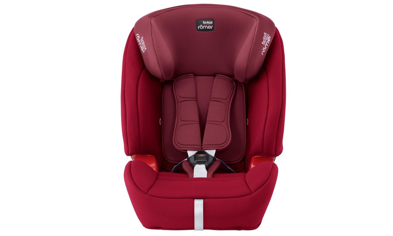 britax romer evolva 123 sl sict flame red foteliki 9 36. Black Bedroom Furniture Sets. Home Design Ideas