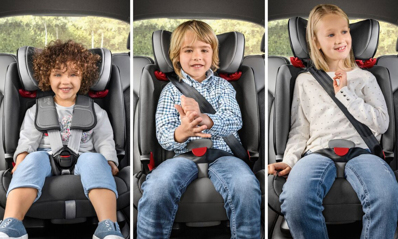 Regulacja fotelika samochodowego Britax-Romer ADVANSAFIX IV M