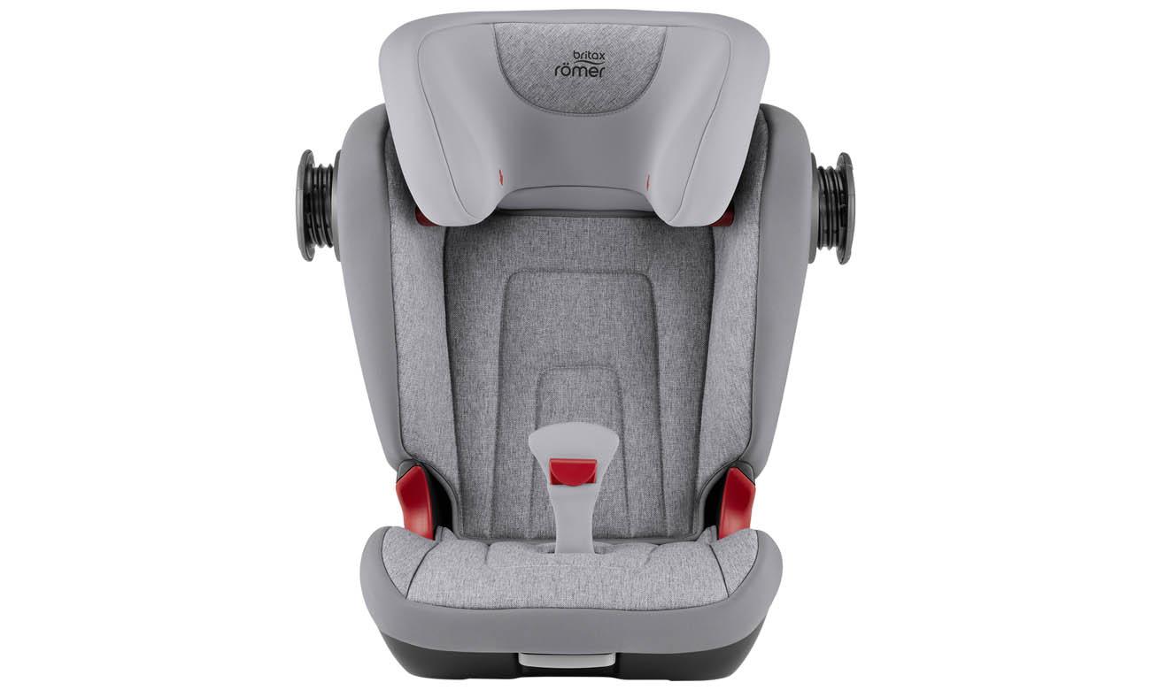 Bezpieczny fotelik samochodowy Britax-Romer KIDFIX 2 S