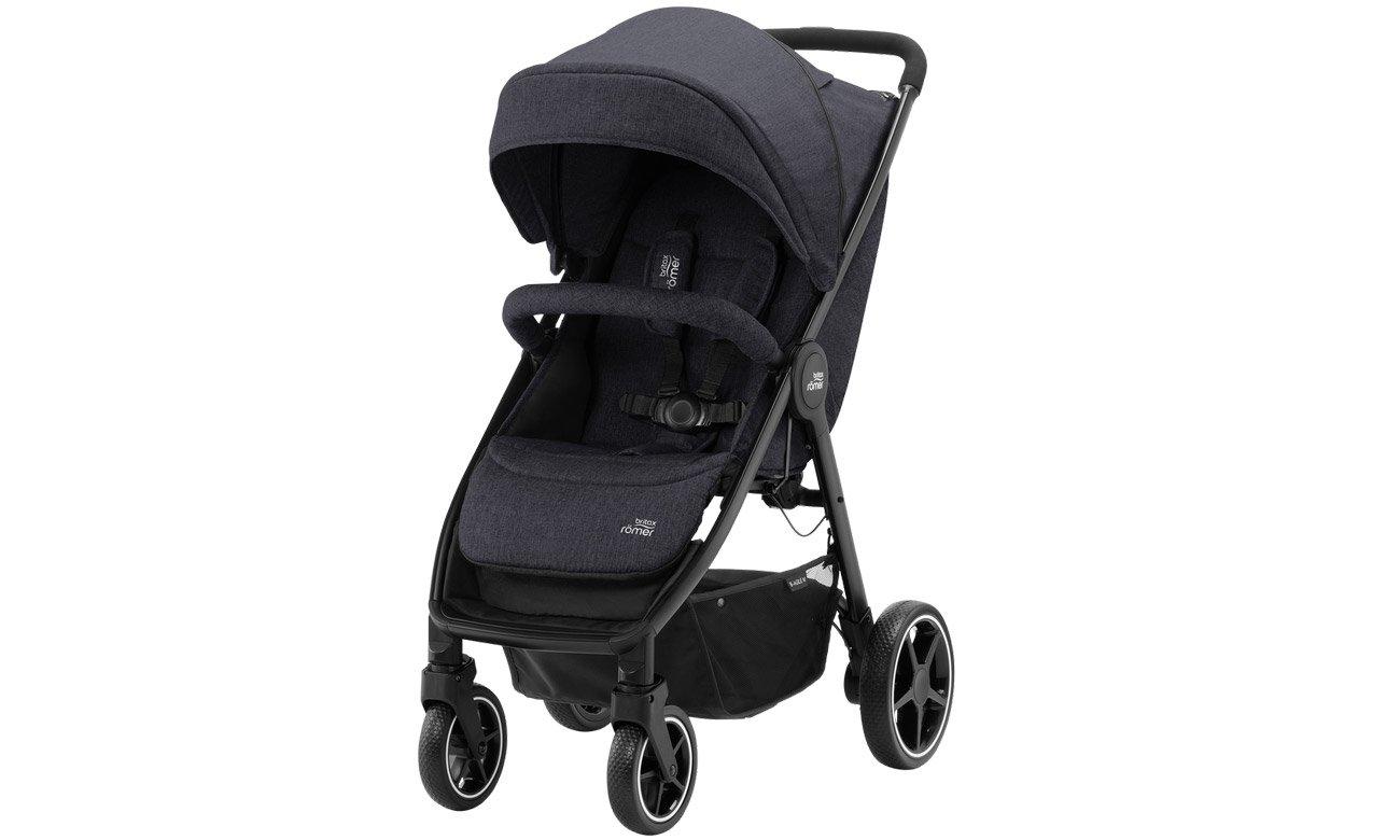 Wózek Britax-Romer B-Agile M dla dzieci od urodzenia