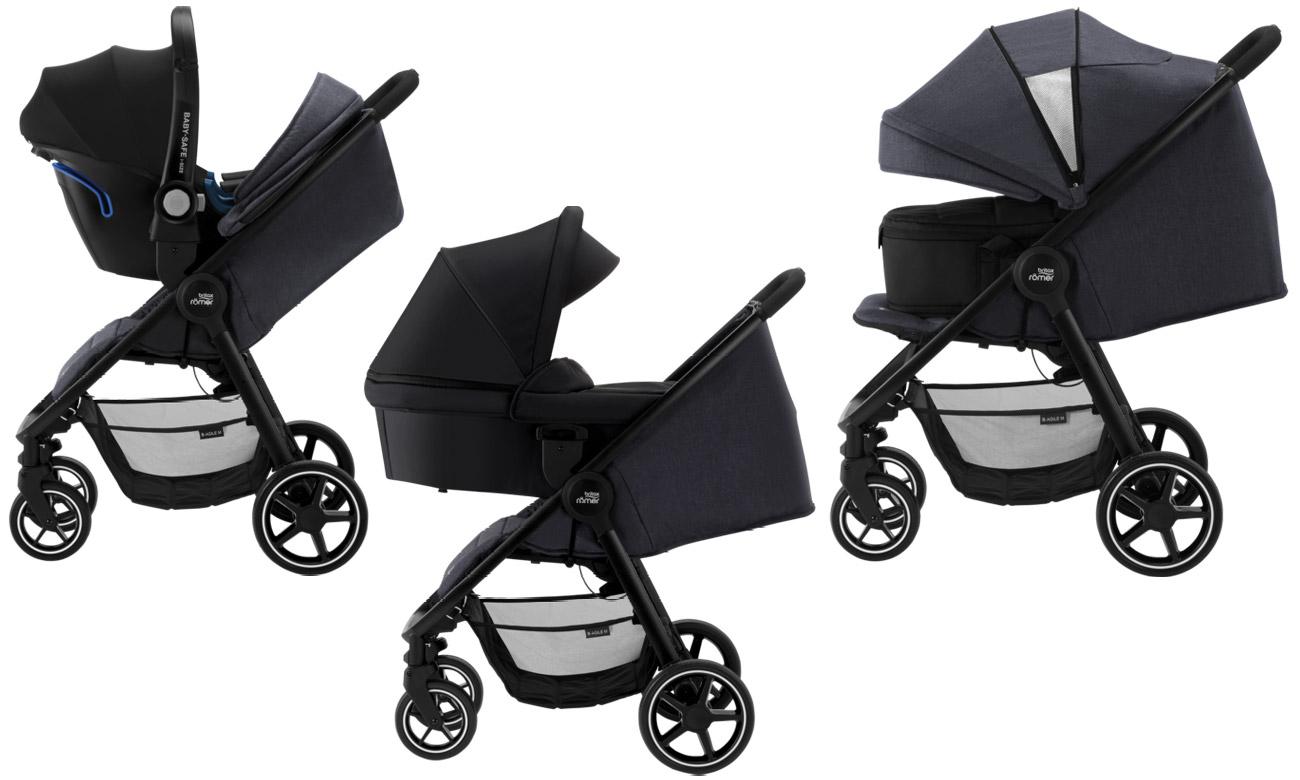 wózek spacerowy Britax-Romer B-Agile M