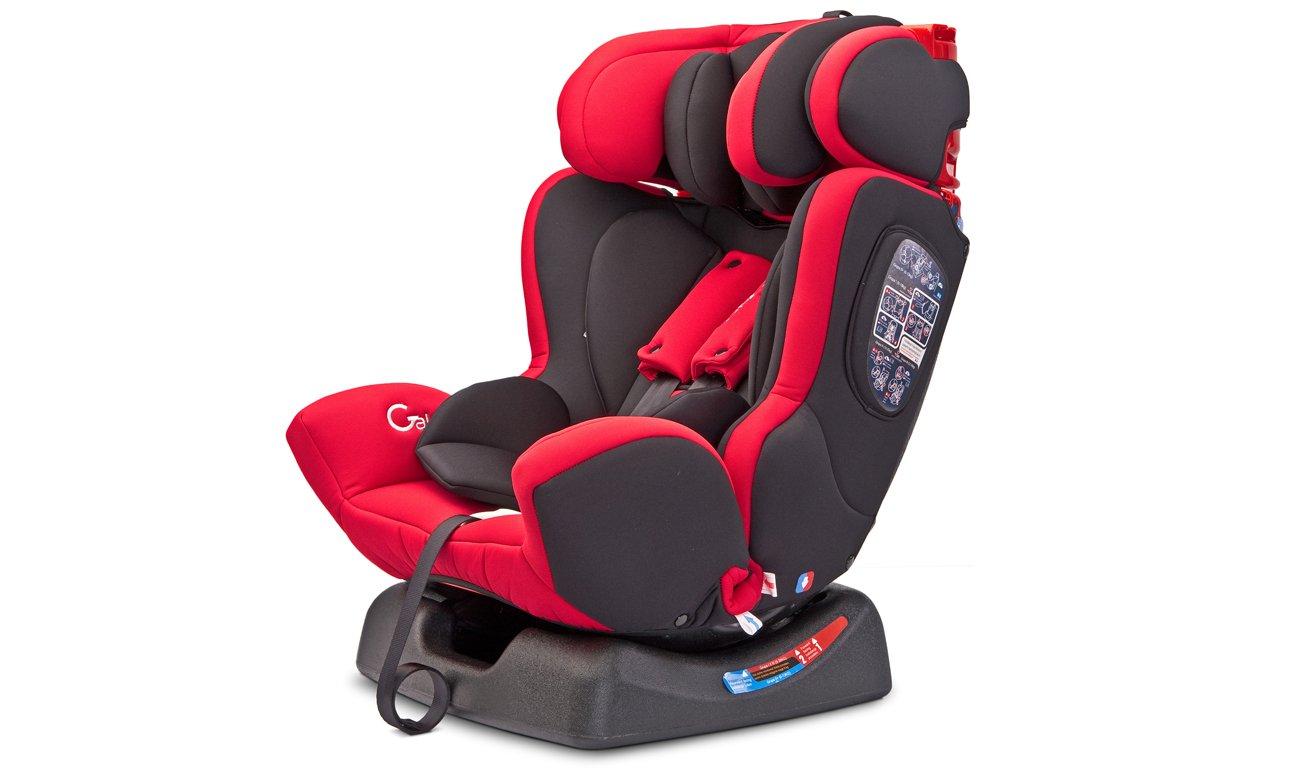 fotelik samochodowy Caretero Galen Red