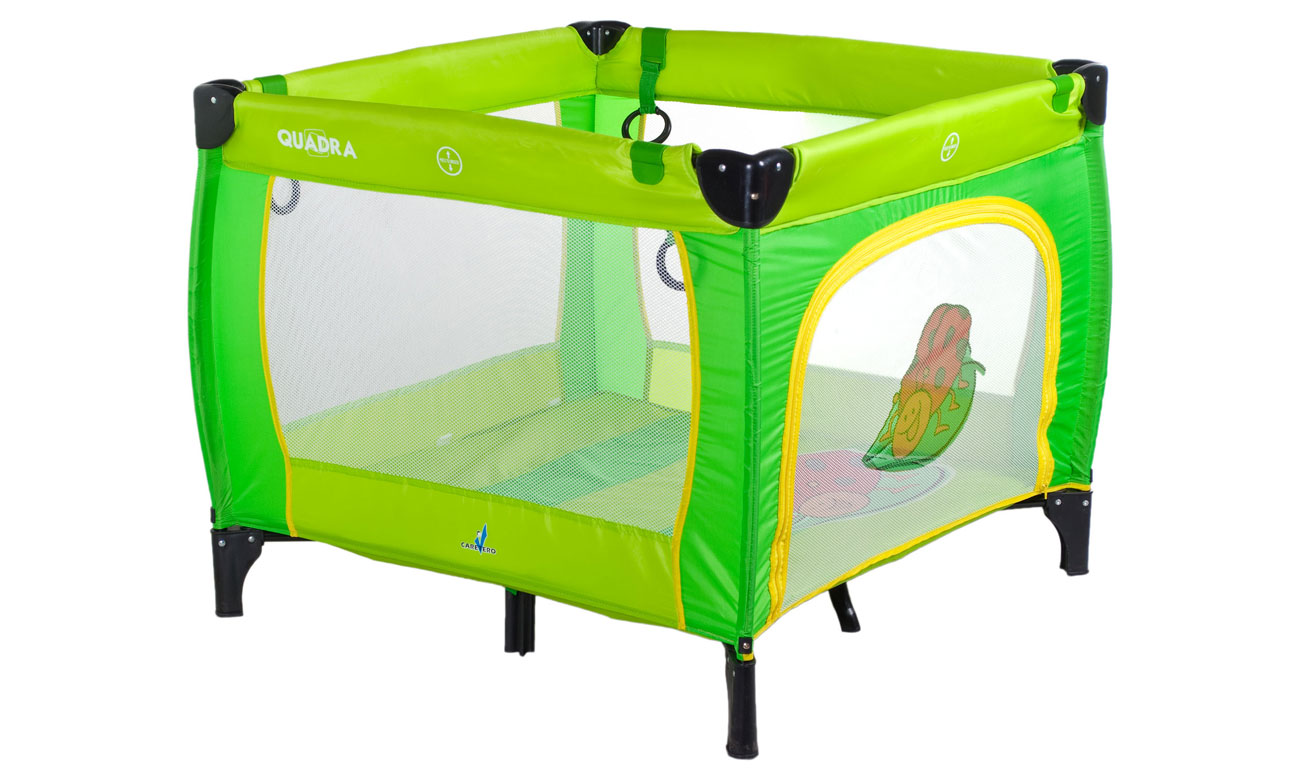 caretero quadra green zielony