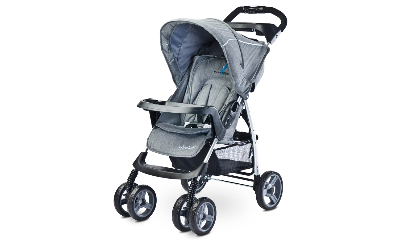 caretero monaco grey