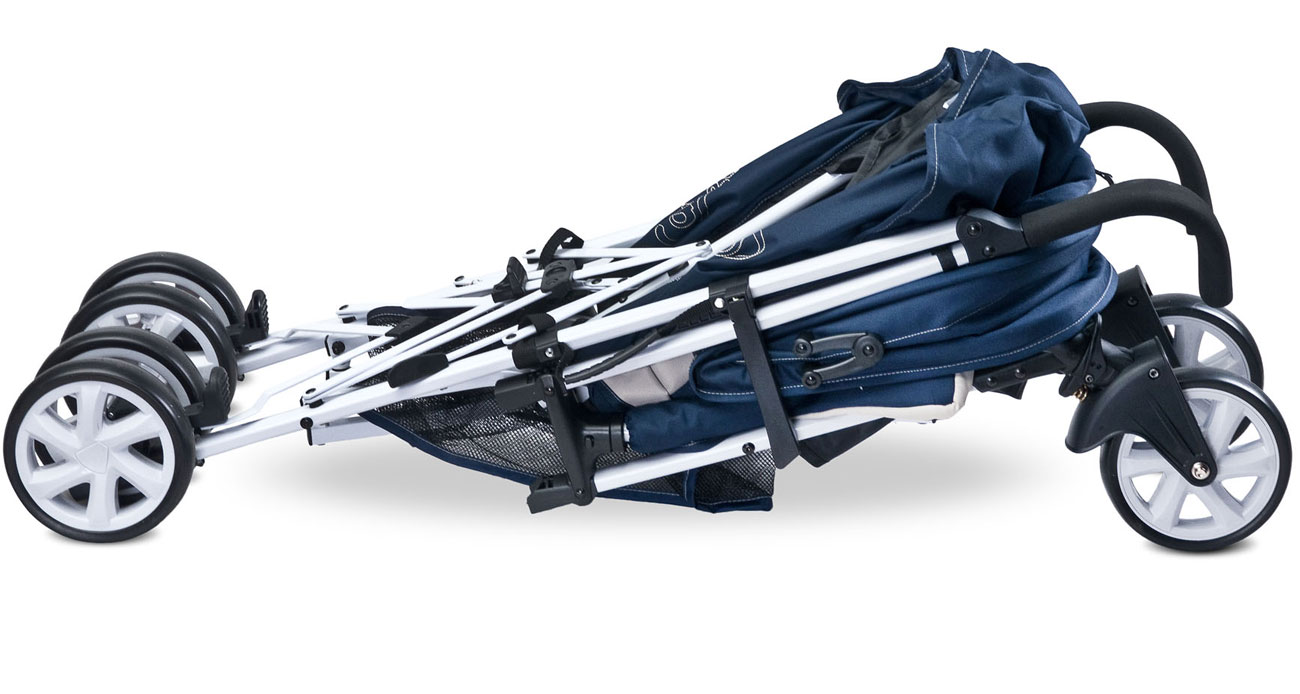 kompaktowy wózek moby