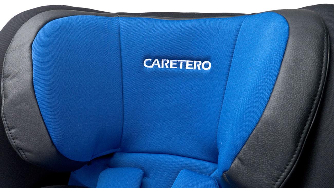 komfort dla dziecka FOTELIK SAMOCHODOWY ISOFIX 9-36 Caretero Volante FIX
