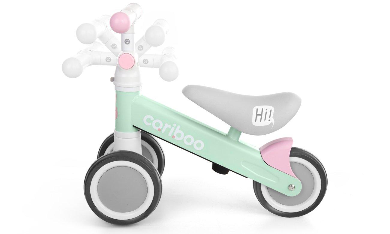 rowerek trójkołowy balansowy cariboo