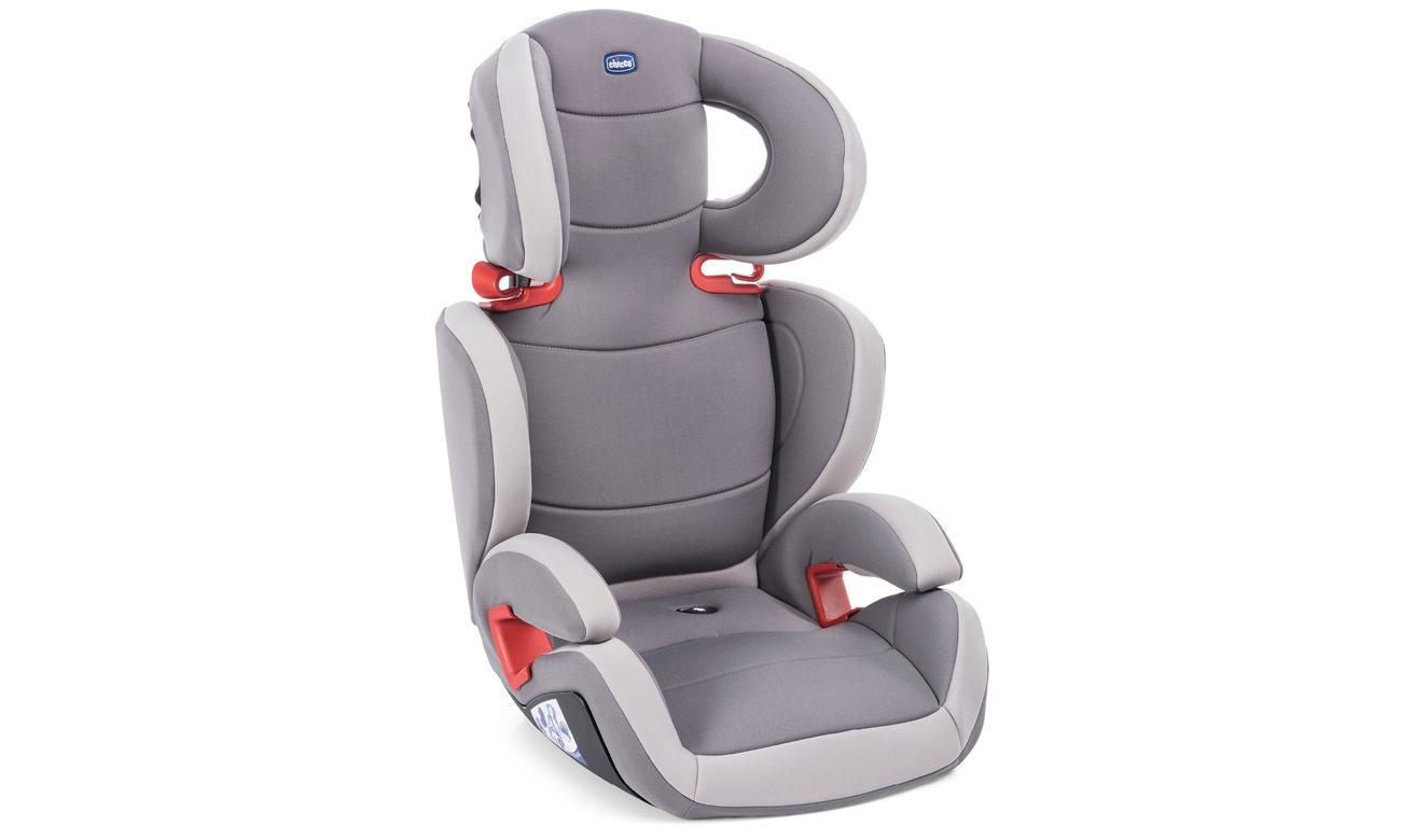 Ochrona główki dziecka z fotelikiem Chicco Key 2-3
