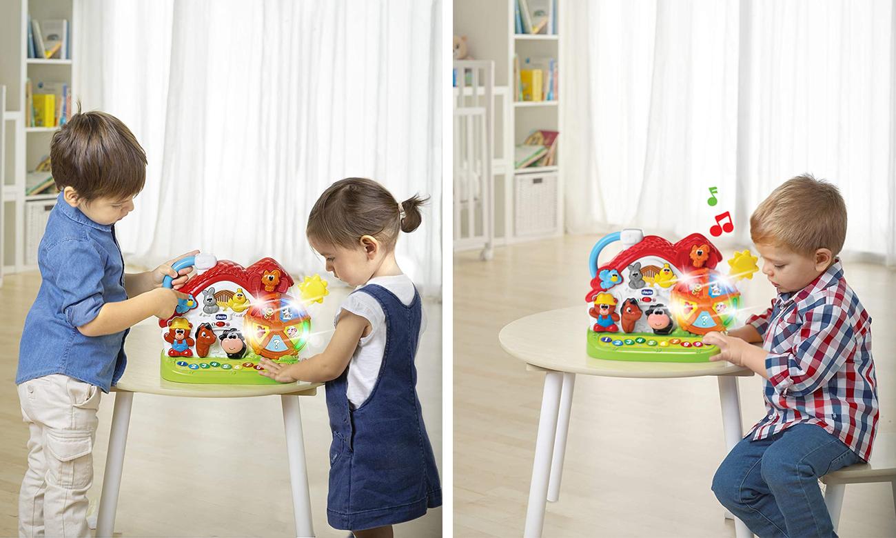 zabawka edukacyjna dla dzieci farma
