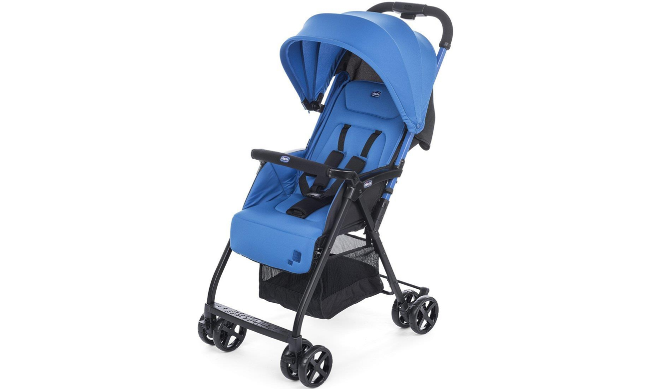 Wózek spacerowy Chicco Ohlala Power Blue 00079249600000
