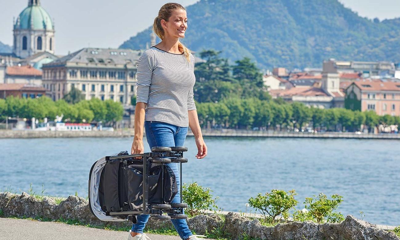 Wózek spacerowy Chicco Ohlala dla dzieci od 6 miesiąca