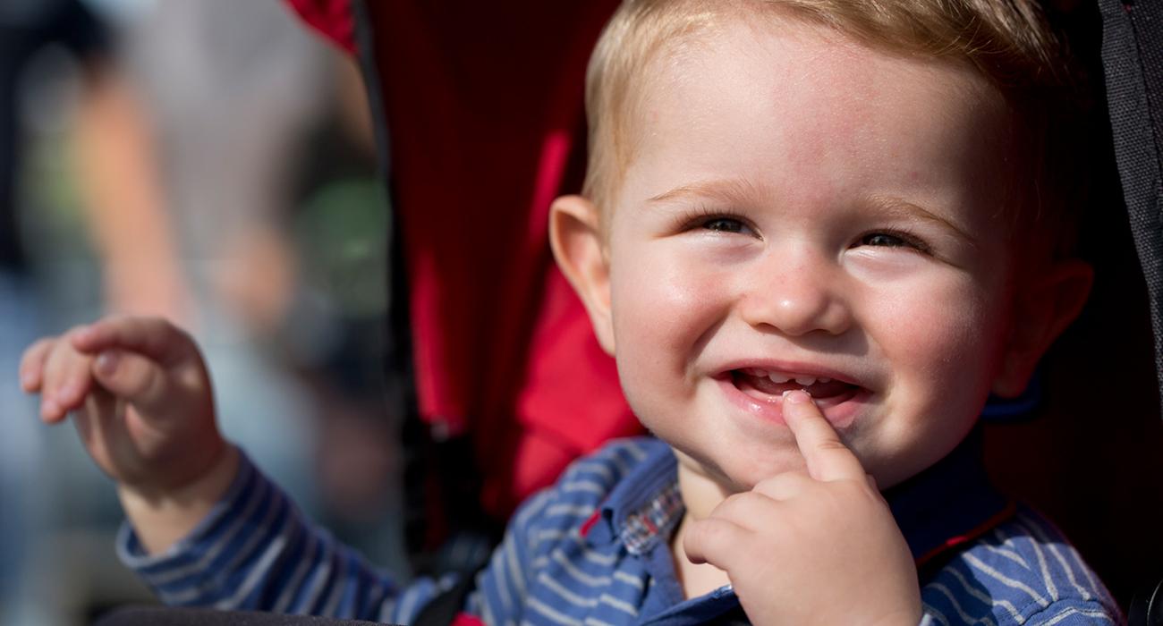 Chicco Trio Living Smart Charm sprawi, że twoje dziecko będzie zawsze uśmiechnięte