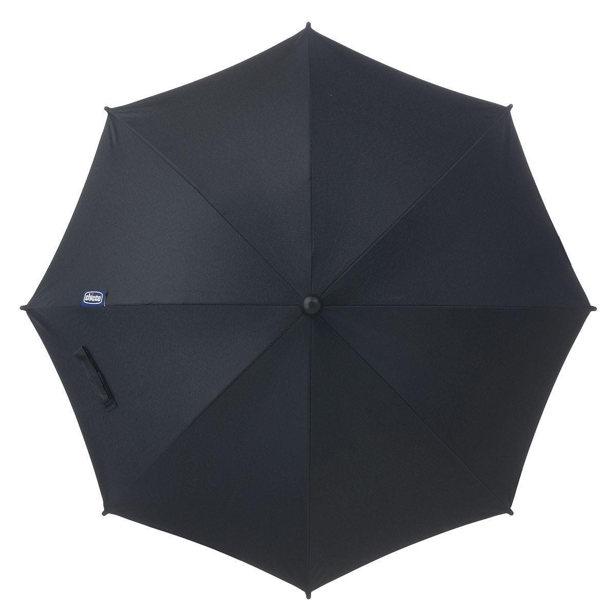 Chicco Parasolka Beige czarna uniwersalna funkcjonalna