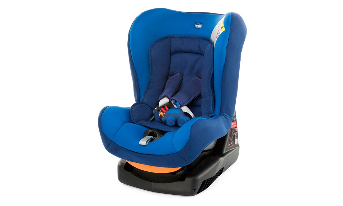 Fotelik 0-18 kg Chicco Cosmos Power Blue 8058664077052