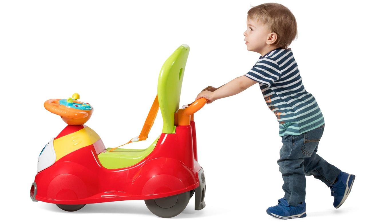 wielofunkcyjny jeździk pchacz dla dzieci