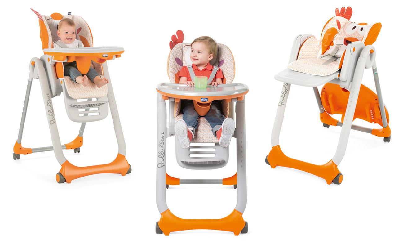 krzesełko chicco nowe polly2start