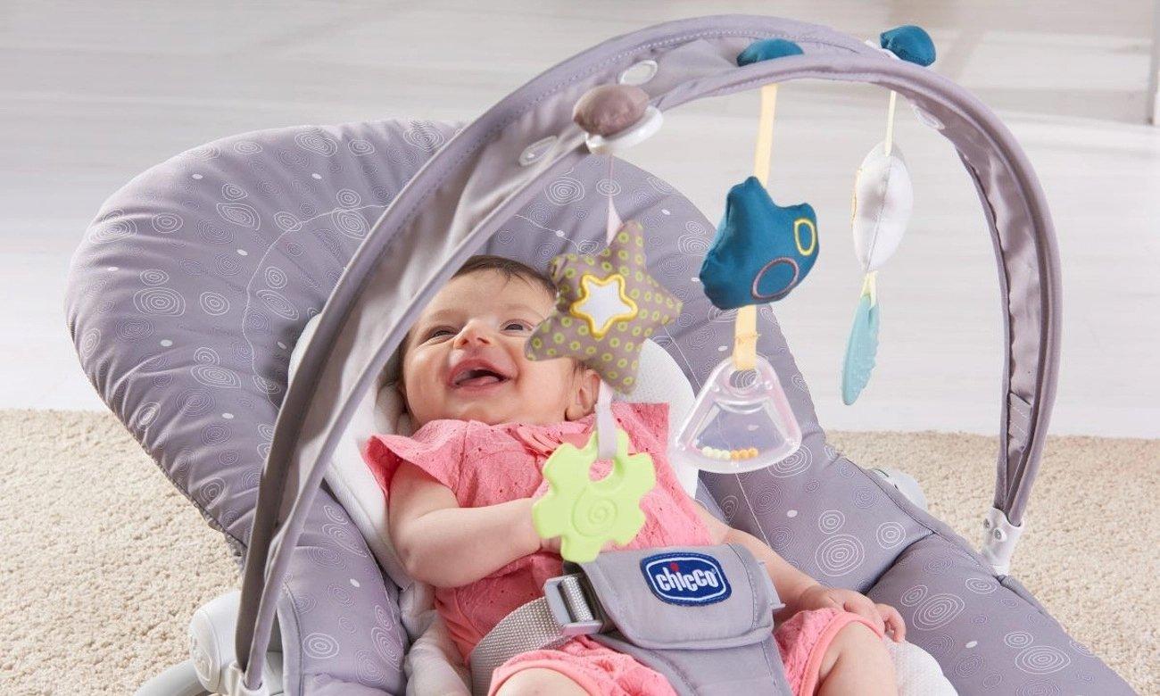 Chicco leżaczek dla noworodka