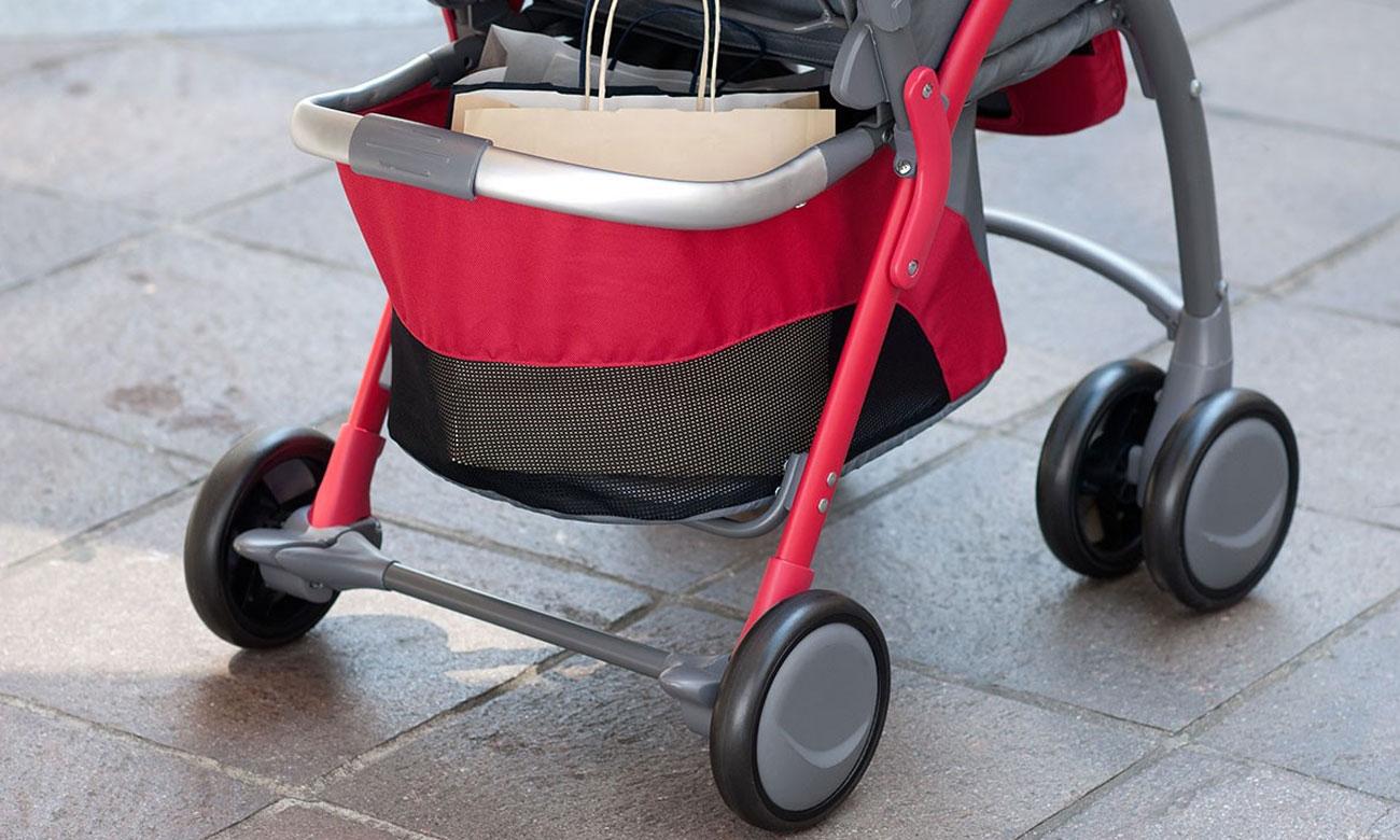 wózek dla dziecka spacerowy