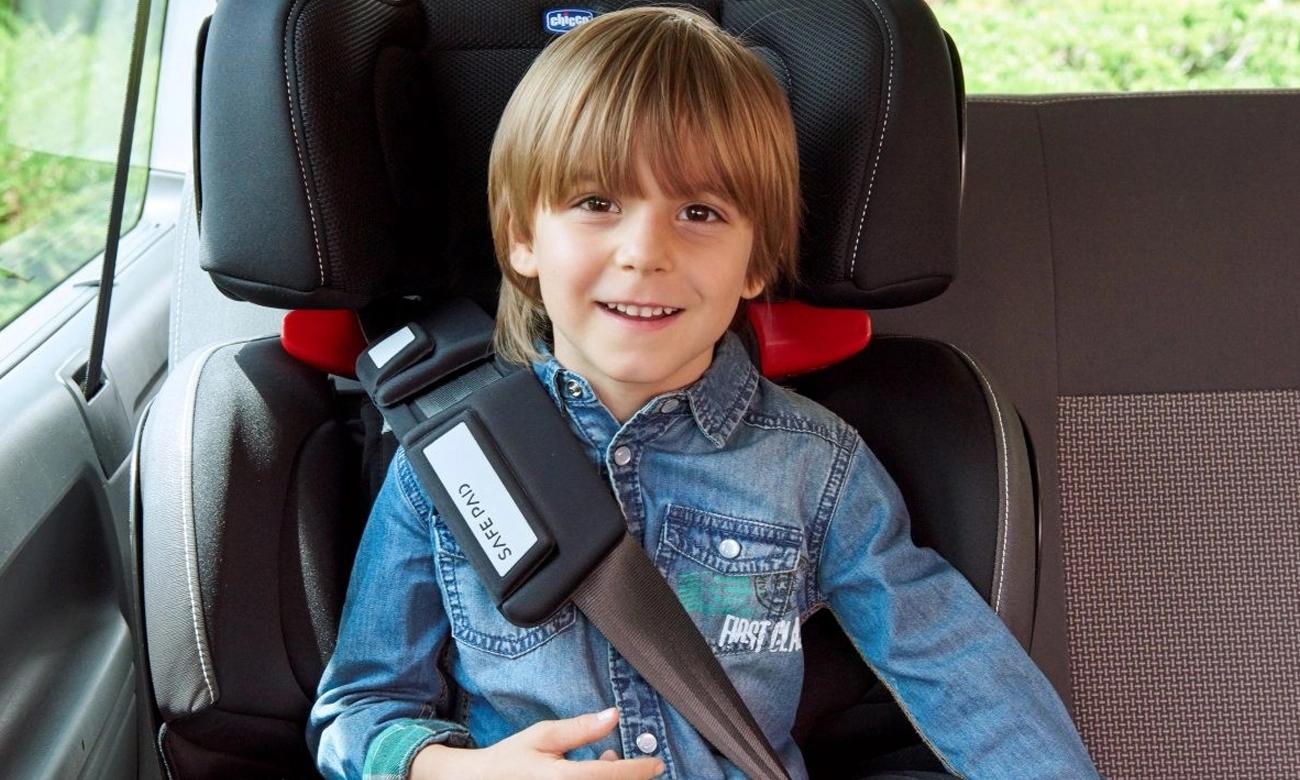 regulacja fotelika dla dzieci Chicco OASYS 2-3 FixPlus EVO