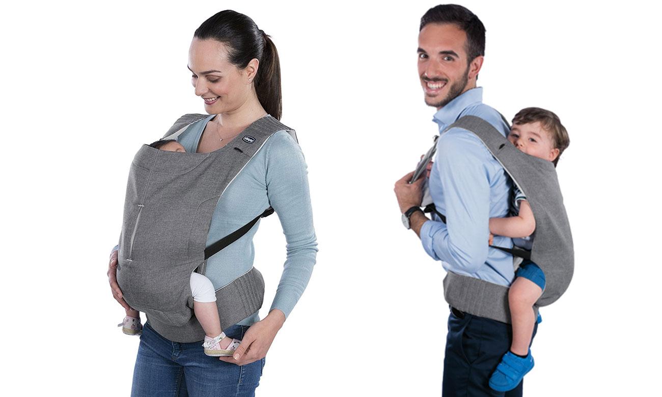 Bezpieczne nosidełko Chicco dla dziecka od urodzenia