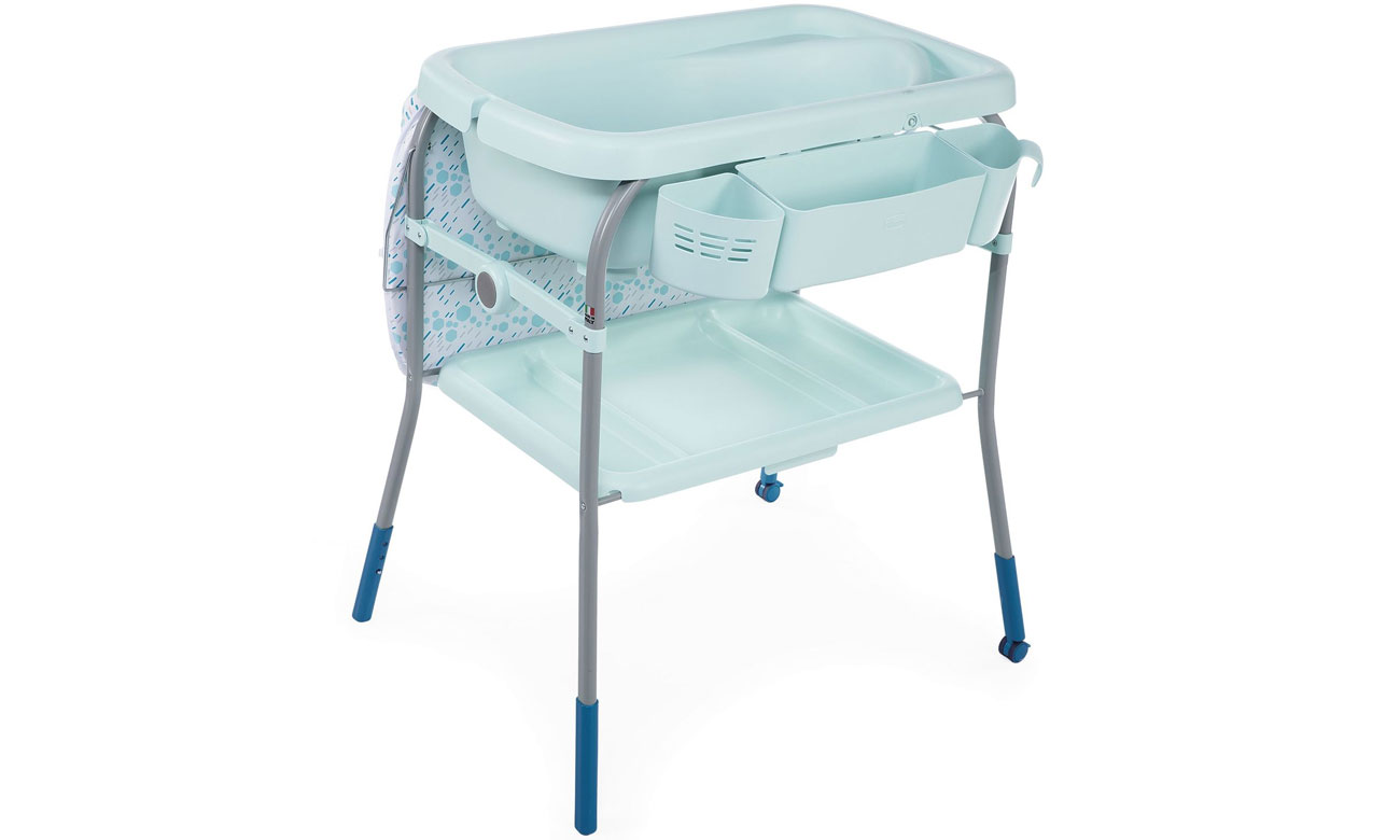 Chicco Cuddle & Bubble Comfort Dust Green