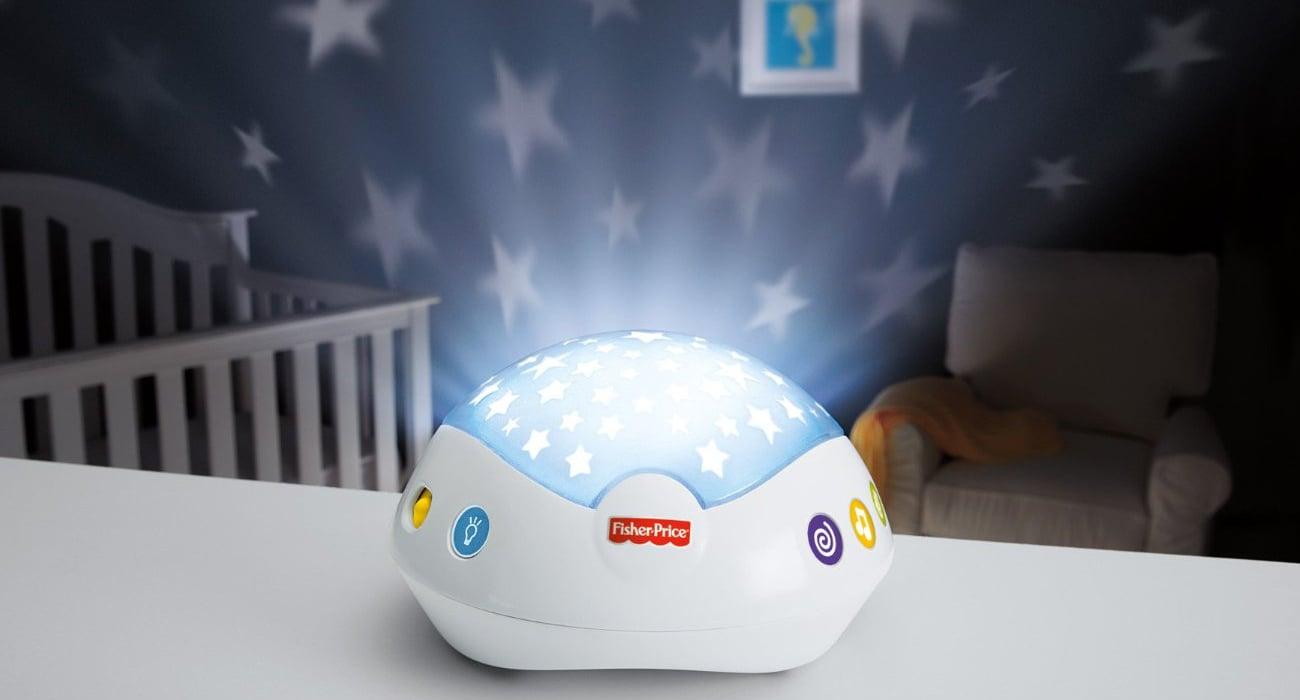 Fisher Price CDN41 projektor dla niemowląt